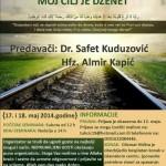 Holandija: Seminar sa dr. Kuduzovićem i hfz. Kapićem