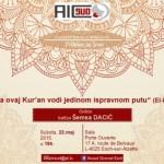 Luksemburg: Večer Kur'ana i tribina za žene 23. maja u Ešu