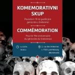 Luksemburg: Komemoracija povodom genocida u Srebrenici zakazana za 5. juli