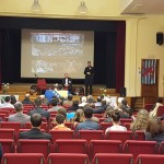 Luksemburg: Održana tribina povodom 9. januara, Dan početka genocida nad Bošnjacima (foto)