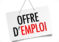 OFFRE D'EMPLOI – SECRETAIRE GENERAL DE LA SHOURA