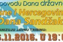 Luksemburg: Specijalno veče povodom Dana državnosti Bosne i Dana Sandžaka