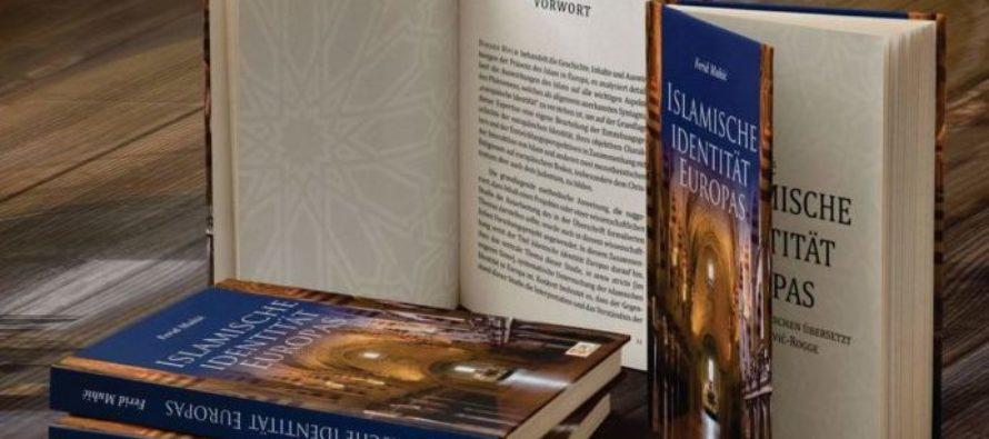 """Novo iz štampe: Knjiga akademika Ferida Muhića """"Islamski identitet Evrope"""" sada i na njemačkom jeziku"""
