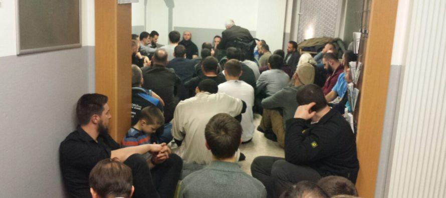 Unapređenje imamskog kadra u Luksemburgu: Hafiz Edis ef. Gorčević imam džemata AIL