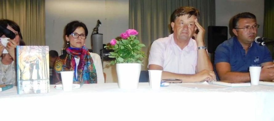 """Luksemburg: Promovisana knjiga """"Slučajni susret"""" autora Remzije Hajdarpašića"""