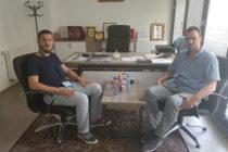 Predstavnik IREDI Instituta iz Luksemburga posjetio Centar za osmanističke studije u Sarajevu