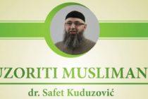 Velika tribina 17. februara u Luksemburgu: Gost dr. Safet Kuduzović