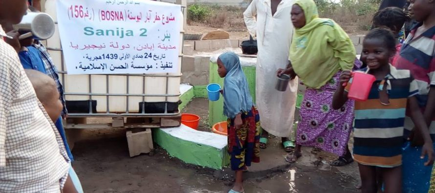 Novih 9 bunara Bošnjaka Luksemburga narodu Afrike: Akcija dobročinstva se nastavlja (FOTO)