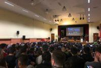 Veličanstveno veče u Luksemburgu: Na stotine prisutnih na predavanju dr. Kuduzovića (FOTO + VIDEO)