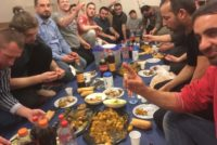 Svečanost u džematu AIC SUD u Ešu: U svojstvu imama zvanično angažovan hafiz Zikret ef. Mustafić (FOTO)