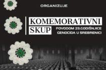 Luksemburg: Komemoracija povodom genocida u Srebrenici zakazana za 30. jun
