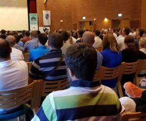 Luksemburg: Održana komemoracija povodom 23. godišnjice genocida u Srebrenici (FOTO)