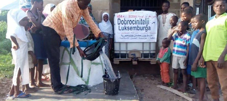 Novih 6 bunara od Bošnjaka Luksemburga: Ukupno 35 od početka akcije (FOTO)