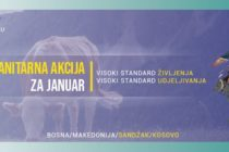 Luksemburg/Sandžak: Druga humanitarna akcija za januar – Pomozimo porodici Bralić