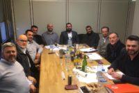 Prvi sastanak poglavara muslimana Luksemburga dr. Rabie Faresa i luksemburških imama