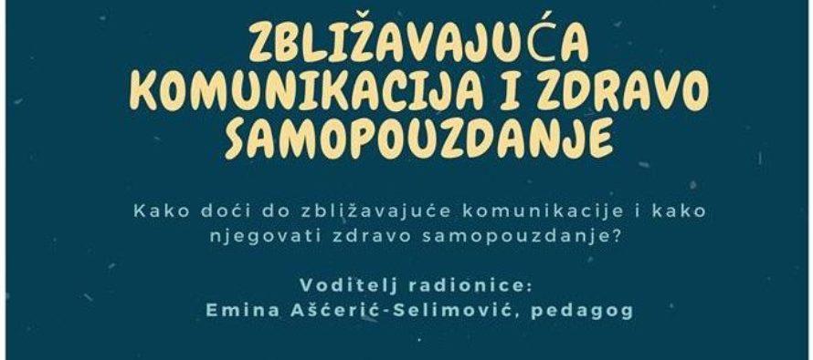 """Luksemburg: Radionica za (buduće) roditelje – """"Zbližavajuća komunikacija i zdravo samopouzdanje"""" – zakazana za u nedjelju 28. aprila"""