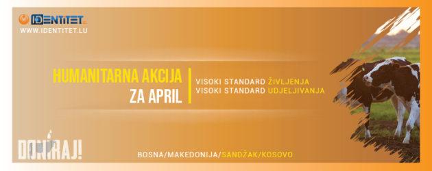 Luksemburg/Makedonija: Humanitarna akcija za april – Pomozimo porodici Ramani