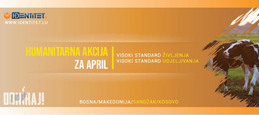 Luksemburg/Makedonija: Humanitarna akcija za april – Pomozimo porodici Herović