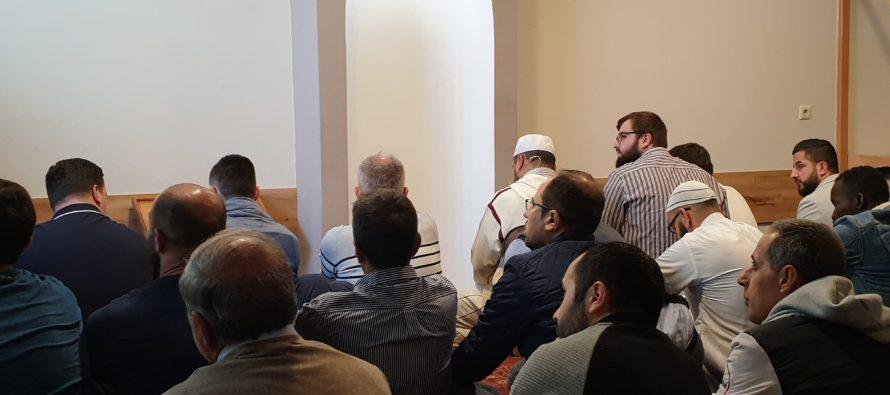 Prva zvanična posjeta vjerskog poglavara muslimana Luksemburga džematu AIC SUD u Ešu (Foto)