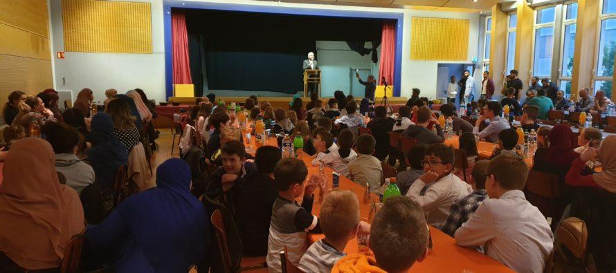 Luksemburg: Upriličen iftar za polaznike mekteba i njihove roditelje (FOTO+VIDEO)