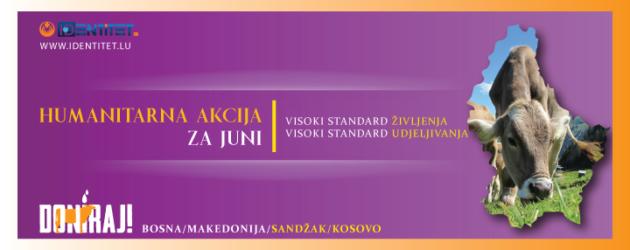 Luksemburg/Kosovo: Humanitarna akcija za jun – Pomozimo porodici Agović