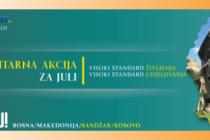 Luksemburg/Bosna: Humanitarna akcija za jul – Pomozimo porodici Blagojević