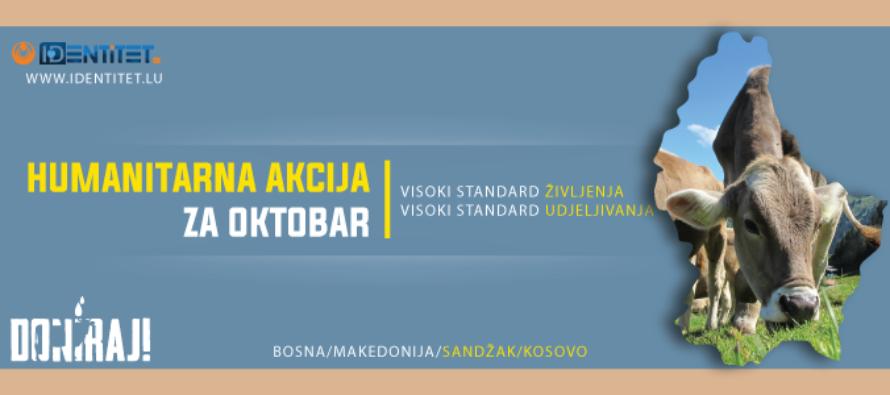 Luksemburg/Kosovo: Humanitarna akcija za oktobar: Pomozimo porodici Tiganj