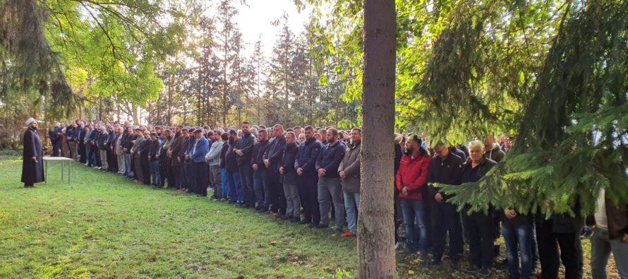 Velika tuga u Luksemburgu: Obavljena dženaza r. Sajmi Bećković
