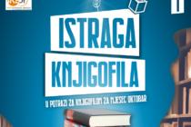 ISTRAGA KNJIGOFILA – Novi projekat Instituta IREDI