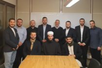 Luksemburg: Prvi zvanični susret Šure i Muftijstva sandžačkog (FOTO)