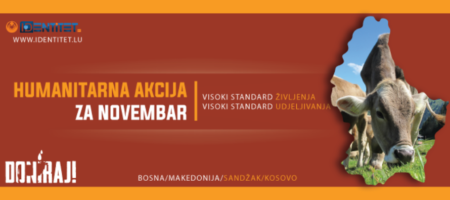 Luksemburg/Bosna: Humanitarna akcija za novembar – Pomozimo porodici Spahić