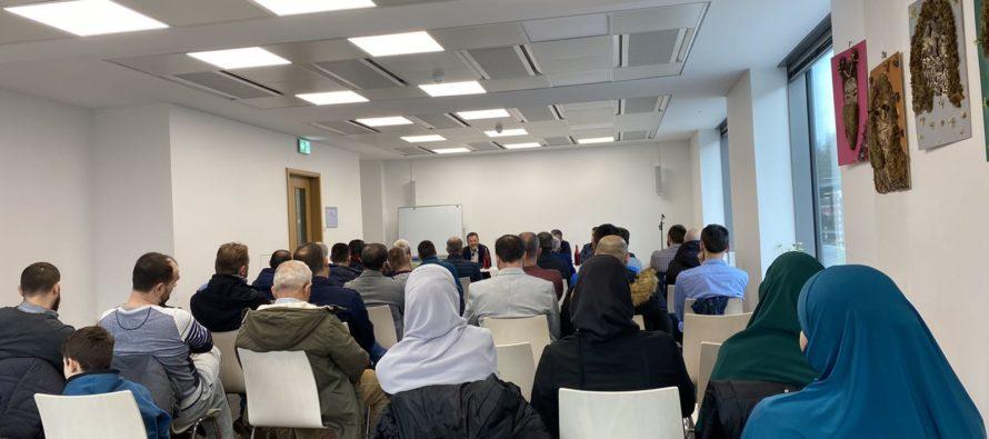 """Luksemburg: Upriličena promocija knjige """"…pa sve do Stambola"""" akademika Bačija (Foto)"""