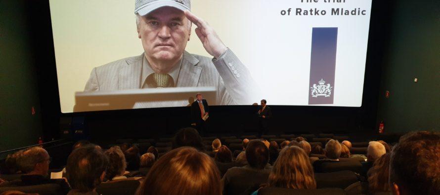 U Luksemburgu prikazan film o Ratku Mladiću – Organizator Ambasada Holandije (FOTO)