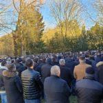 Bošnjaci Luksemburga u žalosti: Obavljena dženaza r. Rebronja Balić Azri (FOTO)