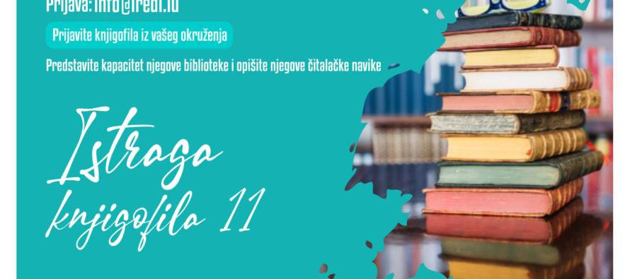 Luksemburg/Sandžak: Knjigofil Instituta IREDI za mjesec jul – Adis Mehonić