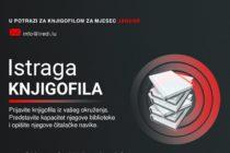 Luksembur/Bosna: Knjigofil Instituta IREDI za mjesec decembar – Safer Grbić