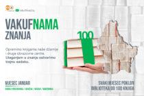 """""""VAKUF'NAMA ZNANJA"""" na Kosovu: Dobitnik 100-knjižne decembarske biblioteke – Dobrušanka džamija (VIDEO)"""