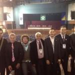 Luksemburški Bošnjaci na Izbornoj skupštini Svjetskog bošnjačkog kongresa (SBK)