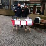 Podjela prijevoda Kur'ana na ulicama Luksemburga