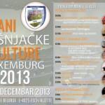 Luksemburg: Održani Dani bošnjačke kulture