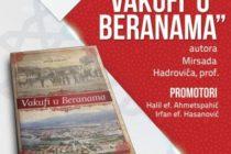 """Luksemburg: Promovirana knjiga: """"Vakufi u Beranama"""""""