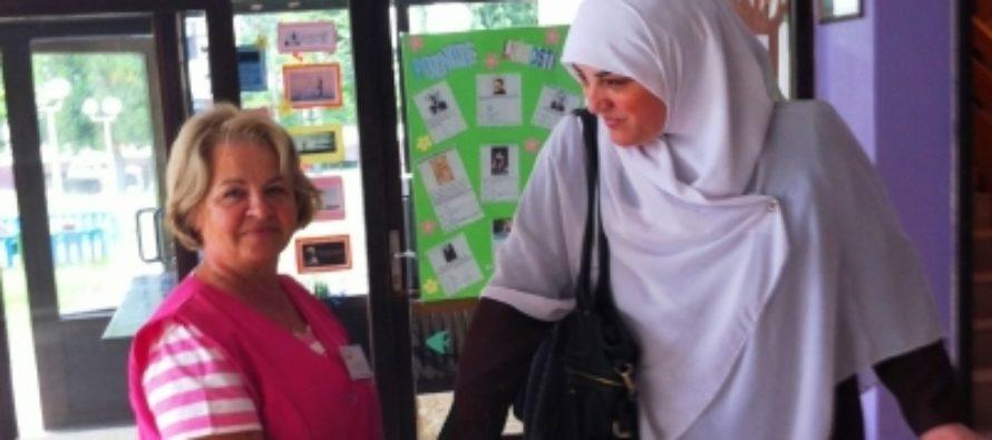 Članice džemata AIC SUD u ramazanskoj humanitarnoj akciji