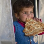 """Muslimanke Luksemburga podržale akciju """"Jedna marka – jedan hljeb za Siriju"""""""