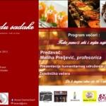 "Luksemburg: Humanitarno veče za žene – ""U hladu sadake"""