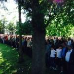 Tuga u Luksemburgu: Obavljena dženaza r. Aidu Dragolovčaninu