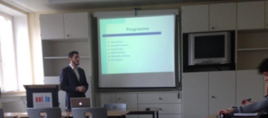 Odbranjen prvi magistarski rad koji tretira Bošnjake u Luksemburgu