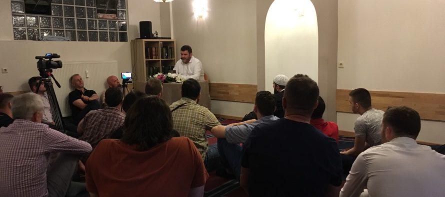 Luksemburg: Džemat AIC SUD upriličio promociju knjige SEDŽDA NA ČISTOJ BOSANSKOJ ZEMLJI
