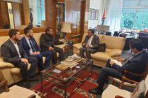 Susret delegacije Šure sa ambasadorom Jordana u Briselu