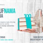 """""""VAKUF'NAMA ZNANJA"""" u Bosni: Dobitnik 100-knjižne oktobarske biblioteke – Fethija džamija (FOTO+VIDEO)"""